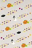 FBANB394 ハロウィーンラッピングパックM(ロゴキャラ)30枚