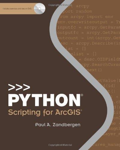 Download Python Scripting for ArcGIS