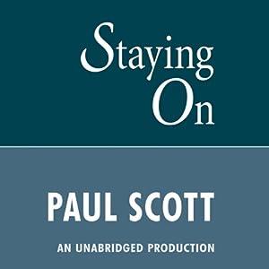 Staying On | [Paul Scott]