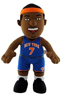 NBA New York Knicks Carmelo Anthony 14-Inch Plush Doll