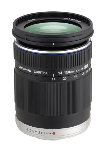 Olympus ED 14-150mm f/4.0-5.6 Lens (Micro Four Thirds Mount)