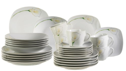 Domestic Calla 30-Piece Combi Set