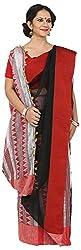 SHRI BALAJI SILK & COTTON SAREE EMPORIUM Women's Silk Saree (1(7))