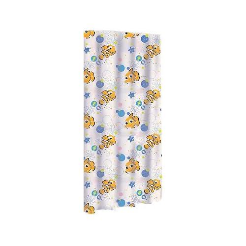Amazon Com Disney Finding Nemo Shower Curtain