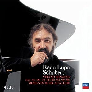 Radu Lupu Spielt Schubert