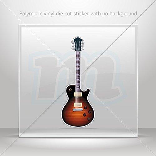 Sticker Decals Electric Guitar Decoration Waterproof Racing Vehicle Tablet Atv Durableê 0500 X2323