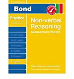 Alison Primrose Bond Non-verbal Reasoning Assessment Papers 6-7 Years by Primrose, Alison ( AUTHOR ) Feb-14-2012 Pamphlet