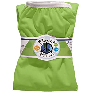 Planet Wise Diaper Pail Liner (Avocado)