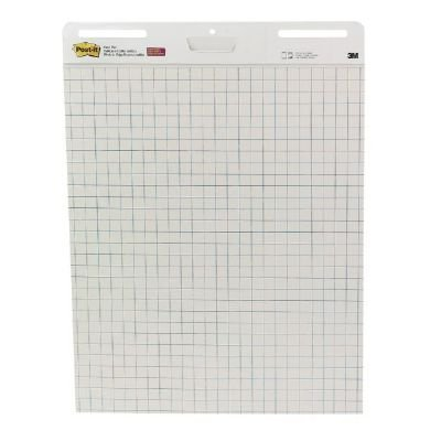 Post-It P560 Gridded Easel Pads kitmmm559unv55400 value kit post it easel pads self stick easel pads mmm559 and universal economy woodcase pencil unv55400