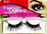 Ardell Fashion Lashes #111 Black (4-Pack) by American International Industries