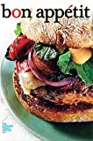 img - for Bon Appetit (August 2009 : The Ultimate Turkey Burger) (Volume 54 / Number 8) book / textbook / text book