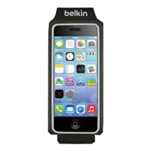 Belkin Grip-Fit Handband for iPhone 5, 5S, 5C and iPod touch 5th Generation from Belkin Inc.