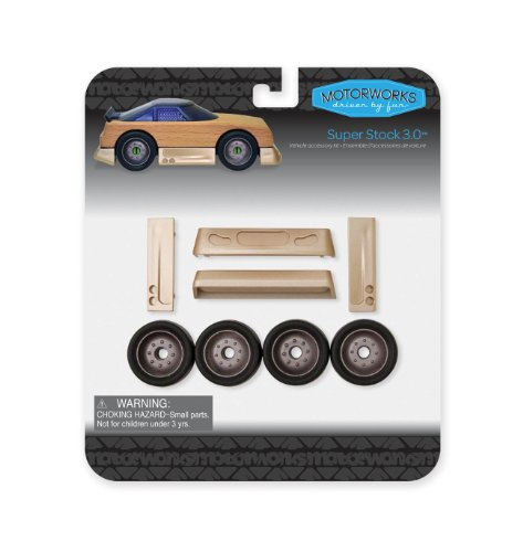 Motorworks Super Stock 3.0 Accessory Kit - 1