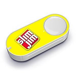 Slim Jim Dash Button from Amazon