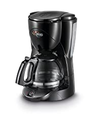 Delonghi ICM2 1000-Watt 10-Cup Drip Coffee Machine (Black)