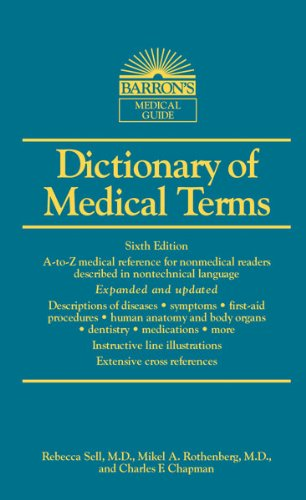 Dictionary of Medical Terms, 6th edition
