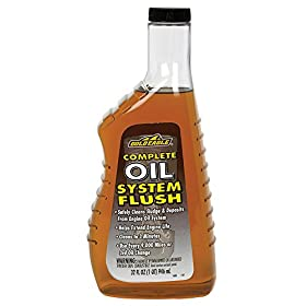 Gold Eagle 1440 Oil System Flush, 32 Fl oz.