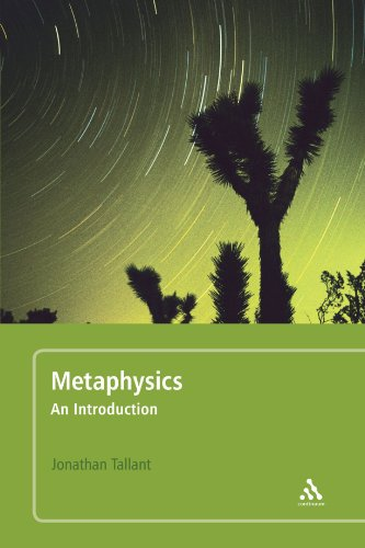 Metaphysics: An Introduction, by Jonathan Tallant