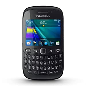 RIM Blackberry Davis Curve 9220 Smartphone Bluetooth OS Blackberry Noir