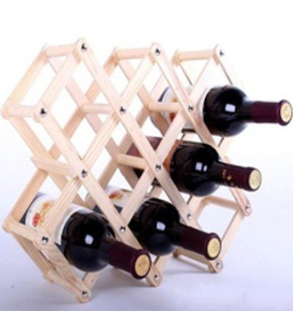 Storage Wine Racks front-160628