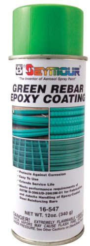 Seymour 16-547 Rebar Coating, Green Epoxy