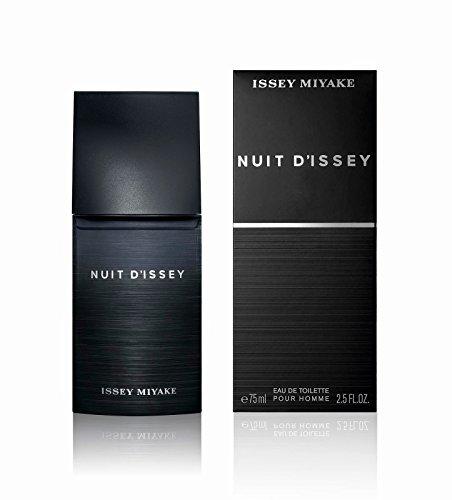 Issey Miyake Nuit d'issey Eau de toilette spray 75 ml uomo