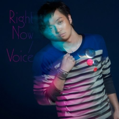 Right Now/Voice (SINGLE+DVD)(LIVE盤) (外付け特典なし)