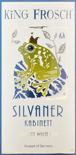 2009 King Frosch Silvaner Semi-Sweet 1.5L