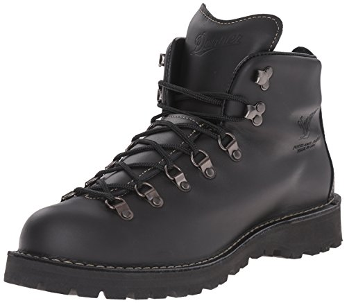 Danner Men's Mountain Light II Boot,Black,10 D US