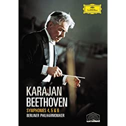 Beethoven: Symphonies Nos.4-6
