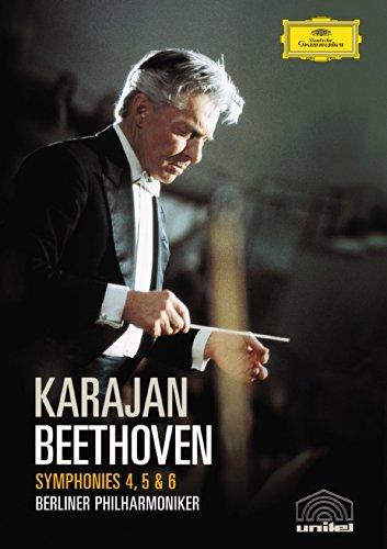 ベートーヴェン:交響曲第4番・第5番≪運命≫・第6番≪田園≫ [DVD]