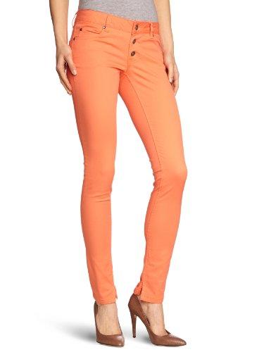 Vila Clothes Jeans Lowe Slim Corallo 42 IT (28W)