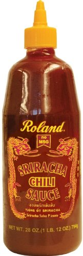 Roland Sriracha Chili Sauce, 28 Ounce (Pack of 6) (Low Sodium Stir Fry Sauce compare prices)