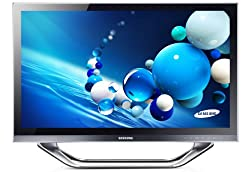Samsung 700A3D 23.6 inch All-in-One Desktop PC (Black) - (Intel Pentium G645T 2.50GHz Processor, 4GB RAM, 1TB HDD, DVDSM DL, LAN, WLAN, BT, Webcam, Integrated Graphics, Windows 8)