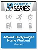 4-Week Bodyweight Home Workout (Workout Series)