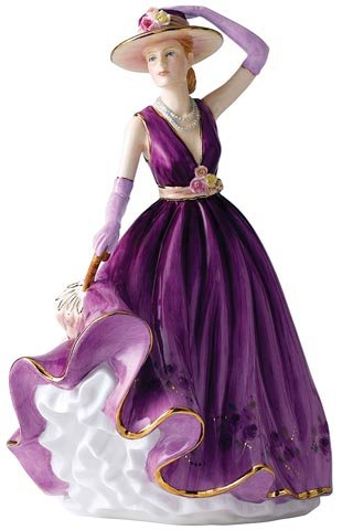 Royal Doulton Emma - 2011 Figure of the Year (HN5426)