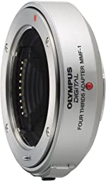 Olympus MMF-1 Four Thirds Lens Adapter For Micro Four Thirds Cameras