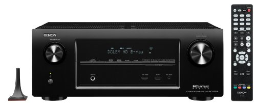 Denon AVR-X3000 7.2-Channel 4K Ultra HD Networking