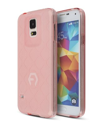 Lg G3 Case, Aqua Bumper, Mobile Soft Jelly Cover 7 Colors Tpu Slim Fit (At&T, Verizon, Sprint, T-Mobile) - Retail Packaging (Pink)