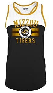 Buy NCAA No Fear Scoop Neck Sleeveless Tank Top by SECTION 101 Majestic