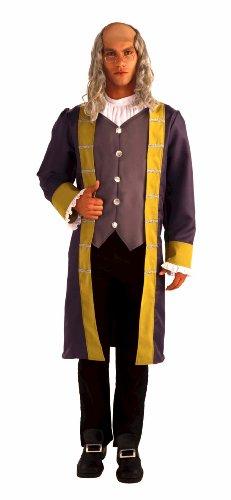 Ben Franklin Complete Costume
