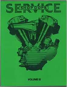 Service Shop Dope. Volume III AKA Volume #3.: No Author: Amazon.com