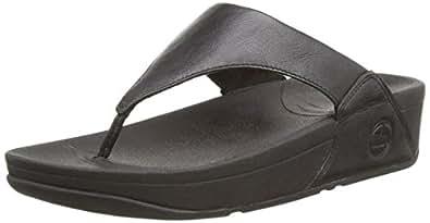 Fitflop Lulu, Women'S Heels Sandals, Black (Black 001), 3 UK (36 EU)