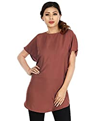 InDzone Solid Women's Tunic-L