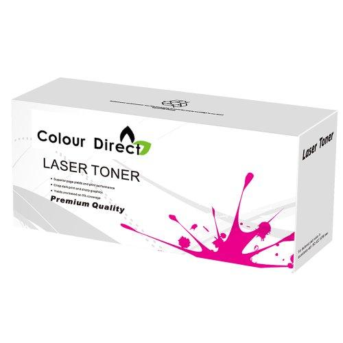 Magenta ColourDirect Toner Patronen für Samsung ersetzt CLP-320N CLP-325 CLP-325N CLP-325W CLX-3185 CLX-3185FN CLX-3185FW CLX-3185N