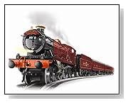 Lionel Harry Potter Hogwarts Express O-Gauge Set