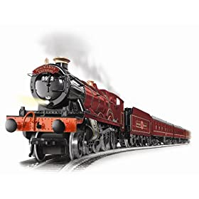 Lionel Harry Potter Hogwarts Express O-Gauge Set