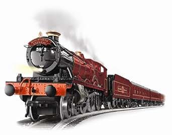 Lionel Harry Potter Hogwarts Express Train Set - O-Gauge