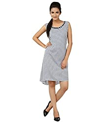 Whistle Women's High Low Dress