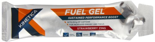 Kinetica Endurance Fuel Strawberry Zing Gel 35ml